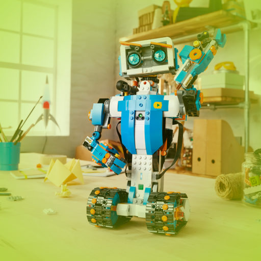 Lego Boost CES 2017